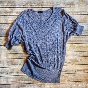 Maurices | lavender knit top